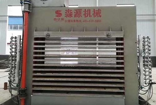Installation and commissioning site of two compressors of Jining Li General Manager